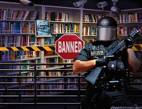 Banned American Books Banned Books Week