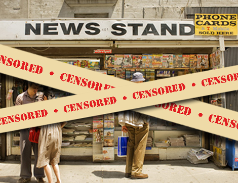 AFP Censored