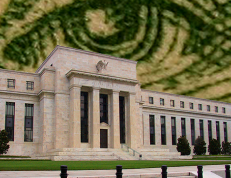 Federal Reserve All-Seeing Eye