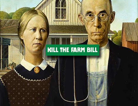 Secret Farm Bill