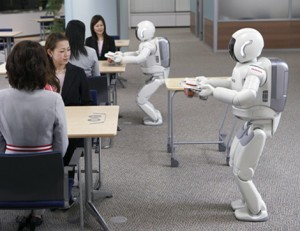 Jobs That Robots (Machines) Might Replace in 2015
