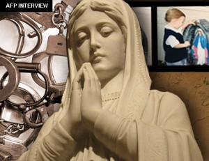 Virgin Mary Statue Kidnapped and Held Ransom