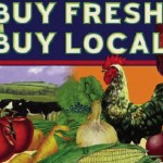There's No Place Like Home…To Buy Locally Produced Food