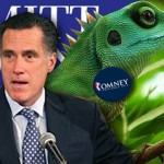 Mitt Romney: Chameleon in a Three-Piece Suit