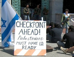 "UC Berkeley ""Apartheid Week"""