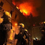 Athens Burning