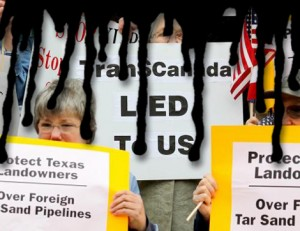 "Keystone XL ""Tar Sands"" Oil Pipeline"
