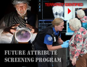 Future Attribute Screening Technologies