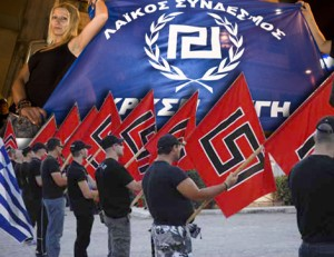 Golden Dawn, Greece's nationalist party, was the big winner on May 6 as Greece held its most important election in decades.