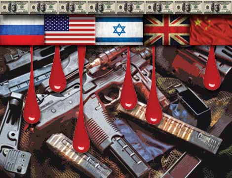 Inside the Murky World of International Arms Smuggling