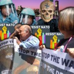 Occupy NATO: Protesters Demand End to Unending Bloodshed