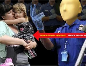 TSA Goons Stooping to New Lows
