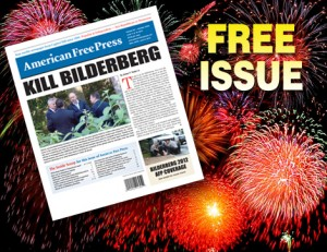 Free Edition of AMERICAN FREE PRESS!