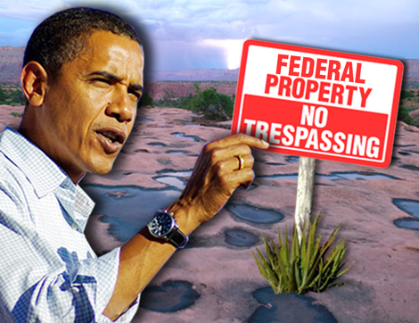 Is Obama Penalizing Unruly States by Seizing Water?