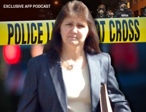 AFP PODCAST: Cop Stops Police Brutality, Gets Suspended