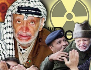 Yasser Arafat Poisoned With Rare Radioactive Agent