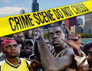Chicago gang violence is up 30% since last year, and the murder rate has skyrocketed by 37% since this time in 2011.