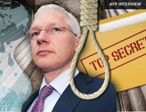 Wikileaks founder Julian Assange has taken refuge inside Ecuador's embassy in London, where he now awaits a decision as to whether he will be granted political asylum, or be extradited to Sweden on sexual assault charges.