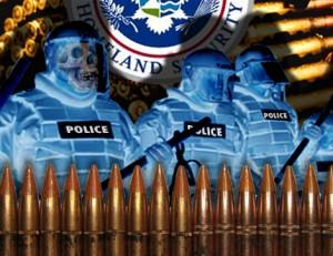 Feds Stockpiling Ammo