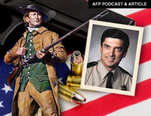 AFP PODCAST: Sheriff Mack, 'Gun Control Against the Law'