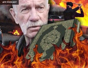 AFP PODCAST: Pastor Terry Jones vs. the Muslims