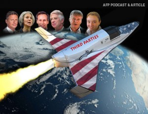 AFP PODCAST & ARTICLE: Third Parties Rising