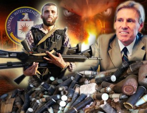 Benghazi Embassy Used for CIA Spying, Weapons Transfers