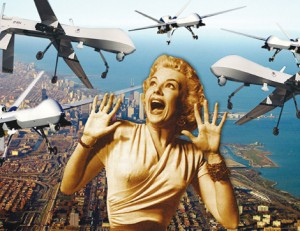 Surveillance Drones Expected to Become Permanent Sight in Skies Over America