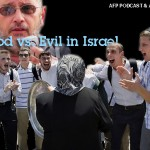 AFP PODCAST & ARTICLE: Israeli Works to Help Palestinians