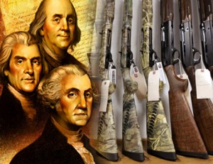 Gun Owners Have Friends in Government