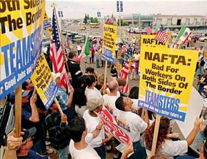 Patriots All Across the Nation Urged to Fight 'Super-NAFTA'