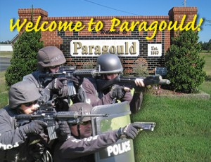 Arkansas Town Using Police-State Tactics To Fight Crime