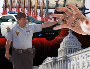 More Sheriffs Join 'the Resistance'