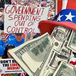 Tea Party Continues Battle Against Big Government