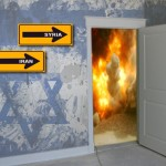 Israel's 'Back Door to War'
