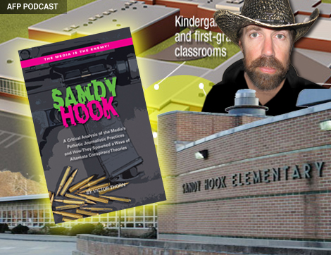 AFP PODCAST: New Book on Sandy Hook