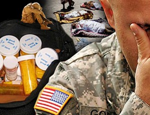 Military Suicides Hit Epidemic Levels