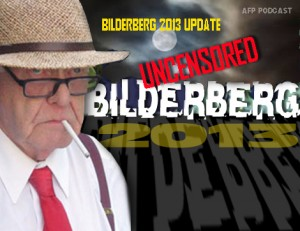 AFP PODCAST: Tucker Preps For Bilderberg