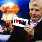 Top Warmonger Calls for 'Robust Internationalism'