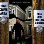 AUDIO INTERVIEW & ARTICLE: Criminals Beware! We're Armed and Trained!