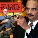 Holder Says You Have 'Duty to Retreat'; Bloomberg Battered