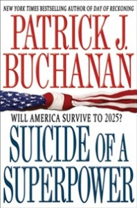 Buchanan - Suicide of a Superpower book - AFP Online Store
