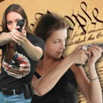 Females Leading Fight for Gun Rights in U.S.