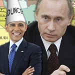 Putin Forces Obama to Rethink Mideast