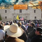 Rally at the Alamo for Gun Rights