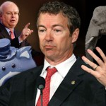 Rand Paul Mingling With Big Money Elite