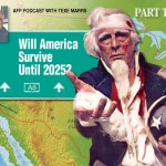 AUDIO INTERVIEW: Texe Marrs, Will America Survive Until 2025? Part 2