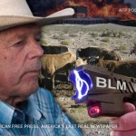 AFP AUDIO INTERVIEW: Patriots Heed Call of Nevada Cattle Rancher; Beat Feds