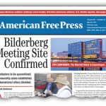 Bilderberg Meeting Site Confirmed