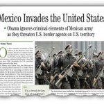 Mexico Invades the United States